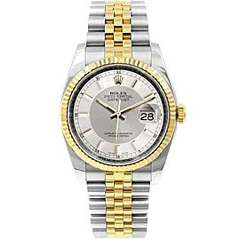Rolex Datejust 116233 36mmSteel & Yellow Gold Women's Automatic