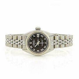 Rolex Datejust 26mm 6916 Women's Stainless Steel 26mm Automatic 1 Year Warranty