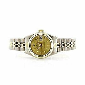 Rolex Datejust 26mm 6917 Women's Yellow Gold 26mm Automatic 1 Year Warranty