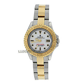 Rolex Yacht-Master 169623 Women's Yellow Gold 29mm Automatic 1 Year Warranty