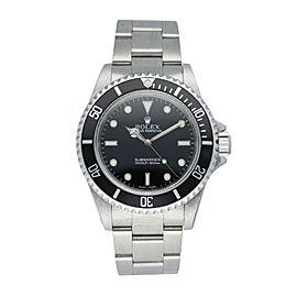 Rolex Submariner NO DATE 14060 Men's Watch