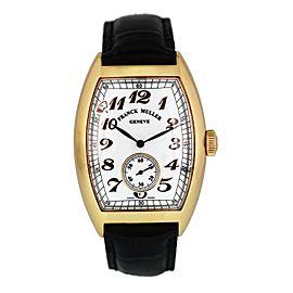 Franck Muller Vintage 8880 B S6 PR VIN 7 Day Mens Watch