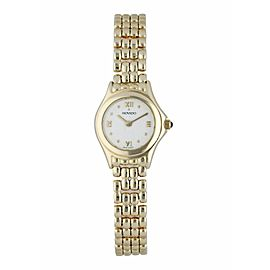 Movado Lumeti 74259811 Yellow Gold Ladies Watch