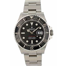 Rolex Oyster Perpetual Red Sea-Dweller 126600 Box Papers