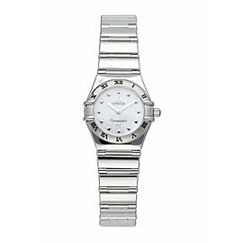 Omega Constellation My Choice Mini 1561.71.00 MOP Dial Ladies Watch
