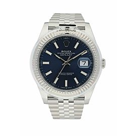 Rolex Datejust 126334 Stainless steel Men's Watch Box & Papers