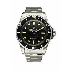 Rolex Submariner 5512 Vintage Meter First Men's Watch