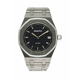 Audemars Piguet Royal Oak 14790ST Stainless Steel Men's Watch Box & Papers