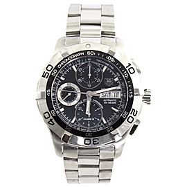 TAG HEUER AQUARACER CAF5010.BA0815 DAY DATE AUTOMATIC CHRONOGRAPH MENS WATCH