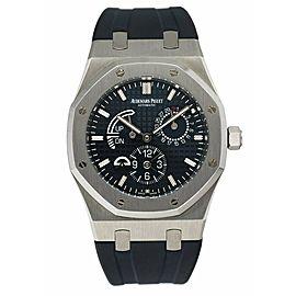 Audemars Piguet 26124ST Royal Oak Dual Time Men's Watch