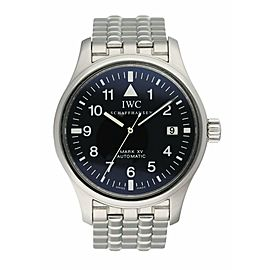 IWC Pilot Mark XV IW325307 Automatic Men's Watch Full Set