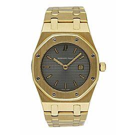 Audemars Piguet Royal Oak 18K Yellow Gold Ladies Watch