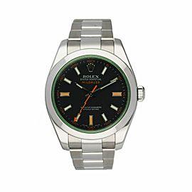 Rolex Milgauss 116400GV Men's Watch