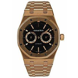 Audemars Piguet Royal Oak 26330OR 18K Rose Gold Men's Watch