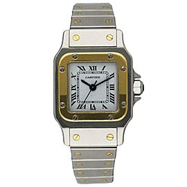 Cartier Santos Galbee 1170902 Ladies Watch