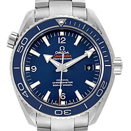Omega Seamaster Planet Ocean Titanium Watch 232.90.46.21.03.001