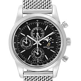 Breitling Transocean Chronograph 1461 Perpetual Moonphase Watch A19310