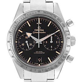 Omega Speedmaster 57 Broad Arrow Watch 331.10.42.51.01.002 Box Card