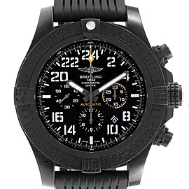 Breitling Avenger Hurricane 50 Breitlight Mens Watch XB1210 Box Card