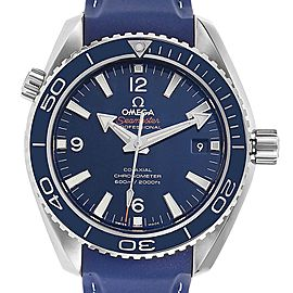 Omega Seamaster Planet Ocean LiquidMetal Watch 232.92.42.21.03.001 Unworn