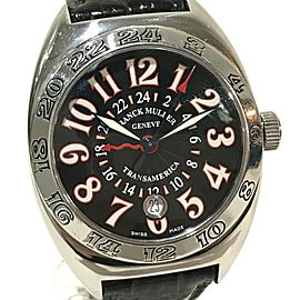 FRANCK MULLER 2000 WW GMT Transamerica Worldwide Wristwatch