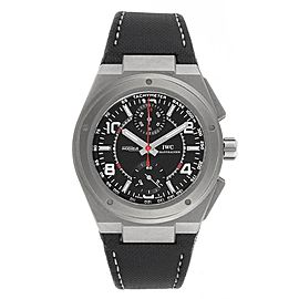 IWC Ingenieur AMG Titanium Black Dial Automatic Mens Watch IW372504