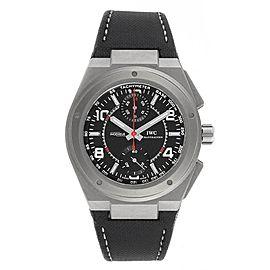 IWC Ingenieur AMG Titanium Black Dial Automatic Mens Watch IW372504