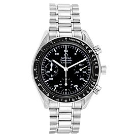 Omega Speedmaster Reduced Black Dial Automatic Mens Watch 3510.50.00