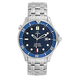 Omega Seamaster Bond Blue Dial 41mm Mens Watch 2541.80.00