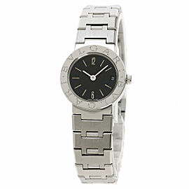 BVLGARI BB23SSD BVLGARI BVLGARI Stainless Steel/Stainless Steel Watch TNN-2062