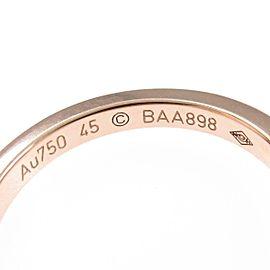 Cartier 18K Pink Gold ballerina ring TkM-284