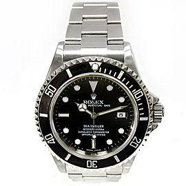 Rolex Sea-Dweller 16600T Stainless Steel 40mm Mens Watch