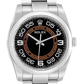 Rolex Oyster Perpetual 36 White Harley Dial Mens Watch 116000 Unworn