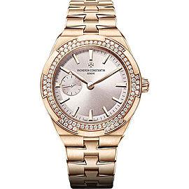 Vacheron Constantin Overseas 2305V/100R-B077 18K Rose Gold Automatic 37mm Womens Watch