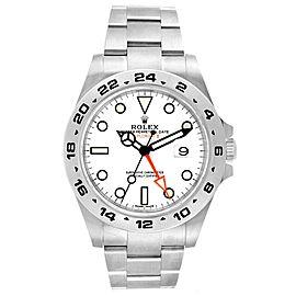 Rolex Explorer II 42 Automatic Steel Mens Watch 216570