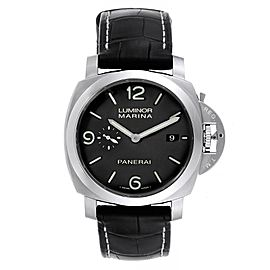 Panerai Luminor 1950 Marina Mens 44mm Watch PAM00312