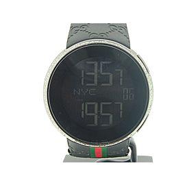 Gucci YA114207 Black PVD Stainless Steel Quartz 44mm Mens Watch