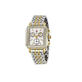 Michele Deco MWW06P000108 35mm Womens Watch