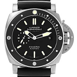 Panerai Luminor Submersible 1950 Titanium Amagnetic 3 Days Watch PAM00389