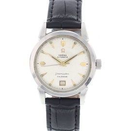 Omega Seamaster 2627-5SC Calendar Stainless Steel Vintage Men's Watch