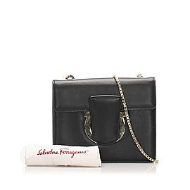Thalia Leather Crossbody Bag