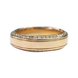 18K Rose Gold & 1.40ct Diamond Ring