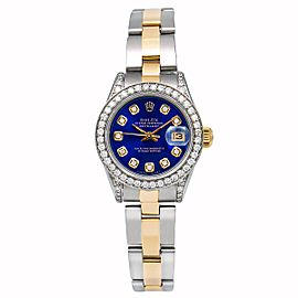 Rolex Lady Datejust 69173 26mm Womens Watch