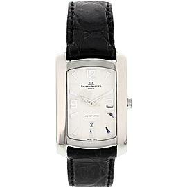 Baume & Mercier Hampton 65308 Stainless Steel Automatic Unisex Watch
