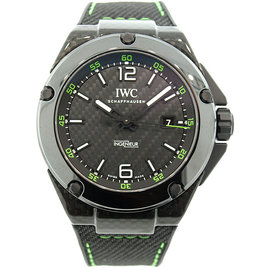 IWC Ingenieur IW322404 Carbon Fiber Automatic Mens Watch