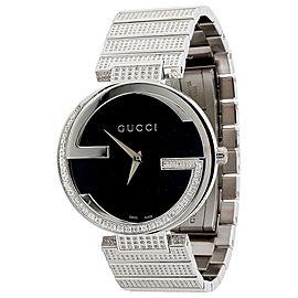 Gucci YA133307 Stainless Steel Quartz 37mm Womens Watch