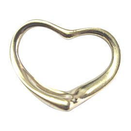 Tiffany & Co. 18K Yellow Gold Elsa Peretti Heart Pendant