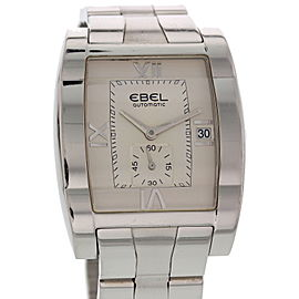 Ebel Tarawa 9127J40 Stainless Steel Automatic 36mm Unisex Watch