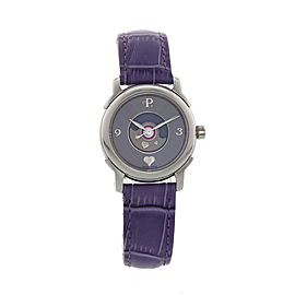 Perrelet Coeur Stainless Steel Automatic 29mm Womens Watch