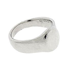 Gurhan 925 Sterling Silver & Palladium Ring Size 10.25